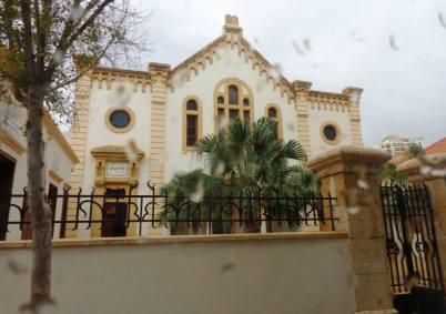 Magen Abraham Synagogue, Beirut, Lebanon (2013)
