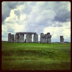 Stonehenge, England (2016)